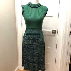 Vintage Seventies Dress - Size Small
